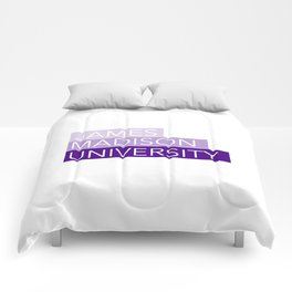 JMU Blocks Comforters