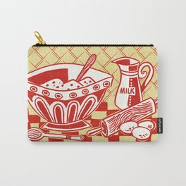 Mixing Up Something Good In The Kitchen Carry-All Pouch