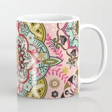 Mandala color pattern Mug