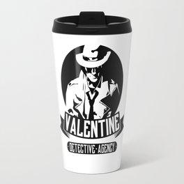 Valentine Detective Agency Travel Mug