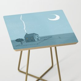 Lonely House Side Table