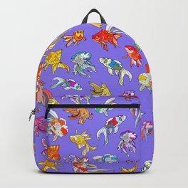 Aquarium Ultraviolet Backpack