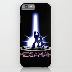 MEGATRON - Megaman | Tron | Nintendo | retrogames | 80's | vintage | retro | videogames | console iPhone 6s Slim Case