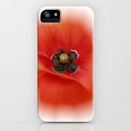 poppy zoom IX iPhone Case