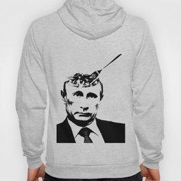 """Vlad """"Poutine"""" - Putin Pun Portrait Hoody"""