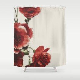 Love Petals Shower Curtain