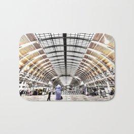 Paddington Railway Station London Bath Mat