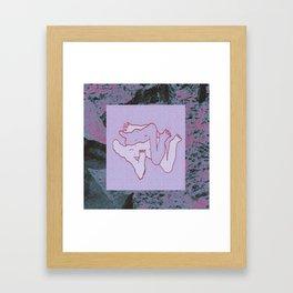 Psalm Framed Art Print