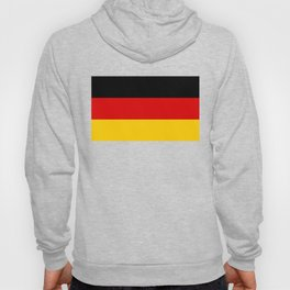 German flag - High Quality version both in scale and color Hoody