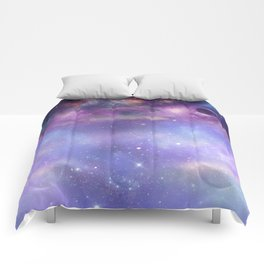 Trip to Neptune Comforters