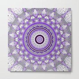 Mandala Perfection Metal Print