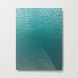 Depth Metal Print