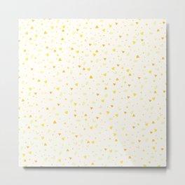 Cheese bites Metal Print