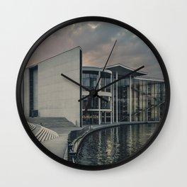 Paul-Löbe-Haus Wall Clock