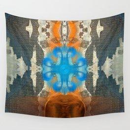 Fountain of Sorrow Wall Tapestry