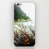 oregon iPhone & iPod Skins featuring Oregon by Danielle DePalma