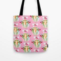 Venus rising pattern Tote Bag