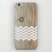 woody iPhone & iPod Skins featuring WOODY by Monika Strigel®
