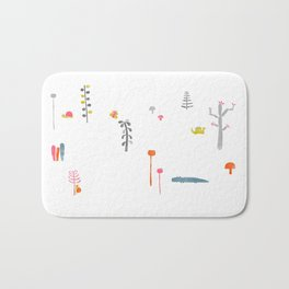 small world Bath Mat