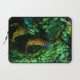 Sea dragons in sync Laptop Sleeve