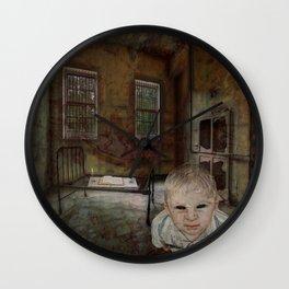 Room 13 - The Boy Wall Clock