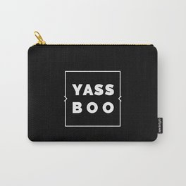 Yass Boo Carry-All Pouch
