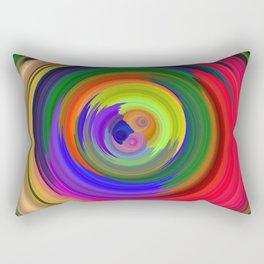 big abstract 098 Rectangular Pillow