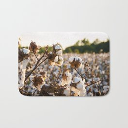 Cotton Field 19 Bath Mat