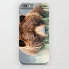 Grizzly Wood Slim Case iPhone 6s