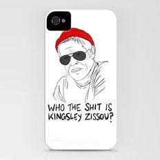 The Life Aquatic - Klaus iPhone (4, 4s) Slim Case