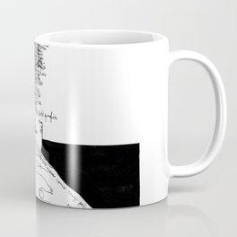 Curly Poems Coffee Mug