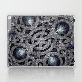 Celtic Ornament Pattern Art  Laptop & iPad Skin