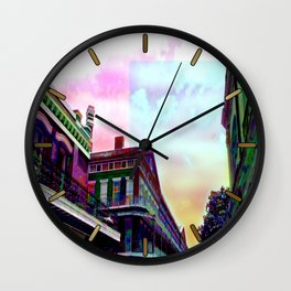 My NOLA Wall Clock
