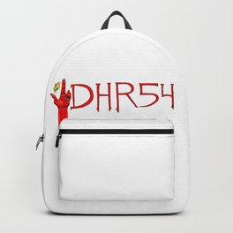DHR54 twitch stream Backpack