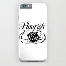 Flourish & Blotts of Diagon Alley iPhone 6s Slim Case