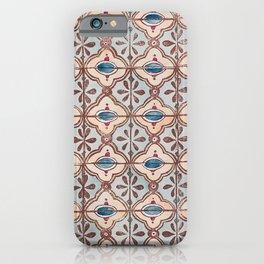 Tile Pattern iPhone Case