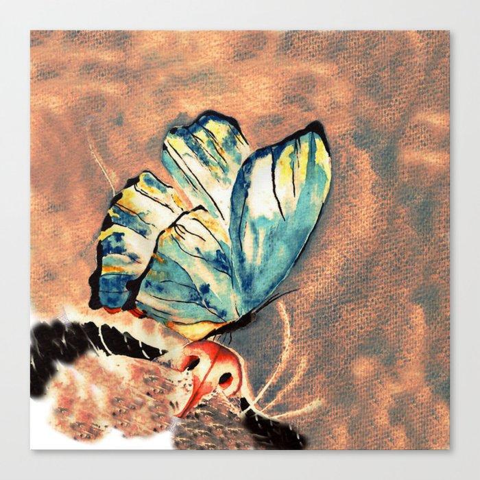 Catafloria Canvas Print
