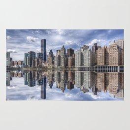 Manhattan Reflected Rug