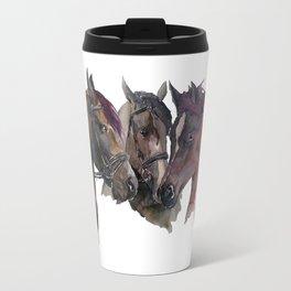 Horses #4 Travel Mug