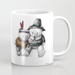 Bear: Happy Thanksgiving Coffee Mug