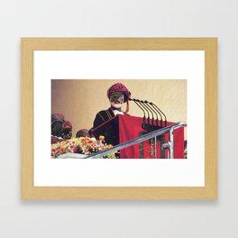 Olbor Framed Art Print