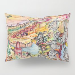 Grand Cranyon Pillow Sham