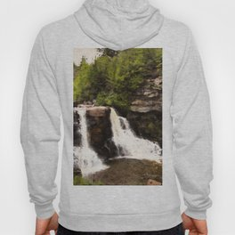Blackwater Falls, West Virginia Hoody