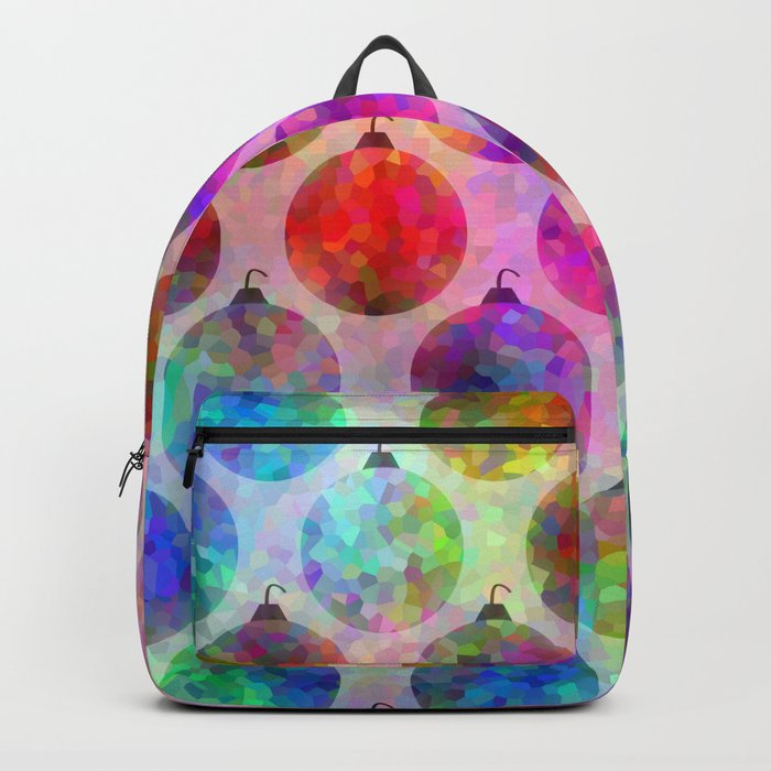 Holiday Colors Backpack
