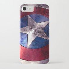 SHIELD CAPTAIN iPhone 7 Slim Case