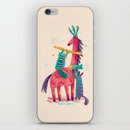Forest Queen iPhone Skin