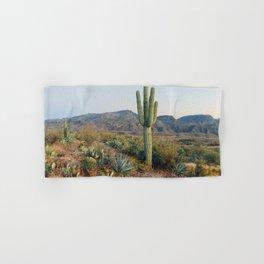 Spring in the Desert Hand & Bath Towel