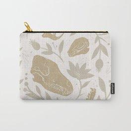 Forest Floor - Gold Tasche