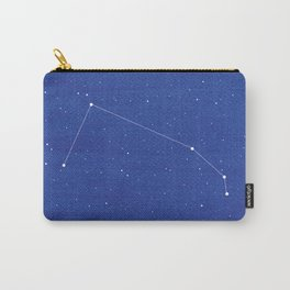 Aries constellation, mountains Carry-All Pouch