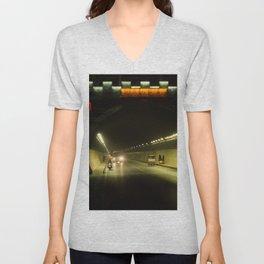 Tunnel Unisex V-Neck